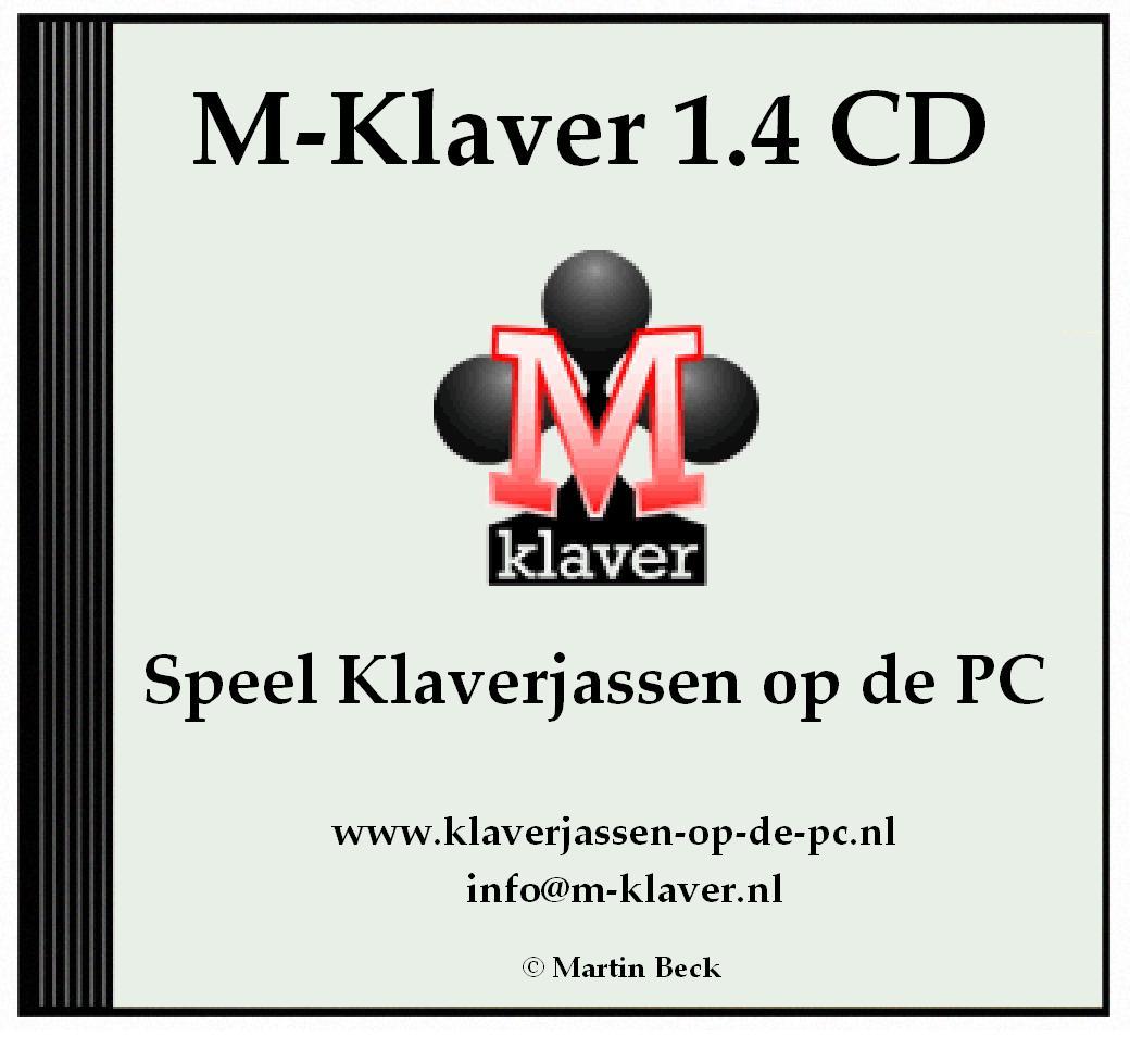 M-Klaver CD Klaverjassen